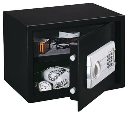 Stack-On PS514 Electronic Personal Safe Black