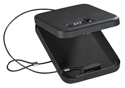 Stack-On PC95C PORTABLE CASE Gun Safe Black