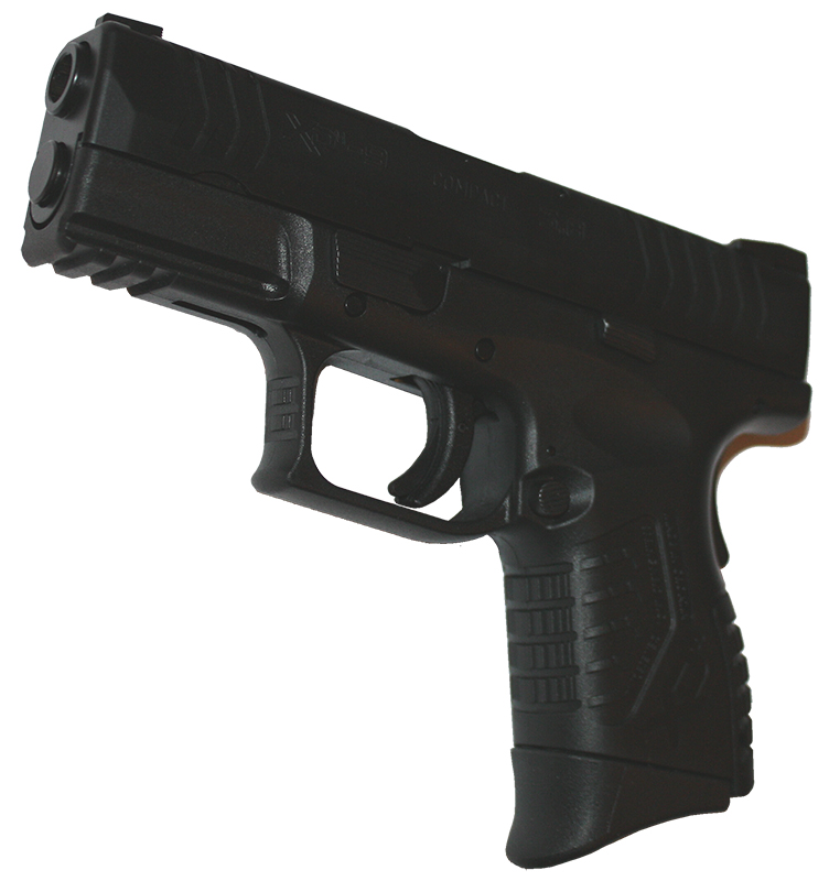 Pearce Grip PGXDM XDM 9mm/40 S&W Grip Extension Black Finish