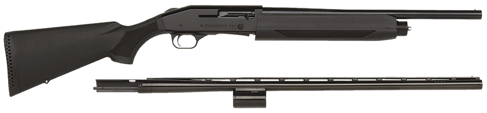 Mossberg 85325 930 Special Purpose Combo Semi-Automatic  12 Blue