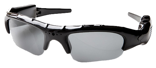 Hunters Specialties 50029 i-Kam Video Camera Eyewear Black