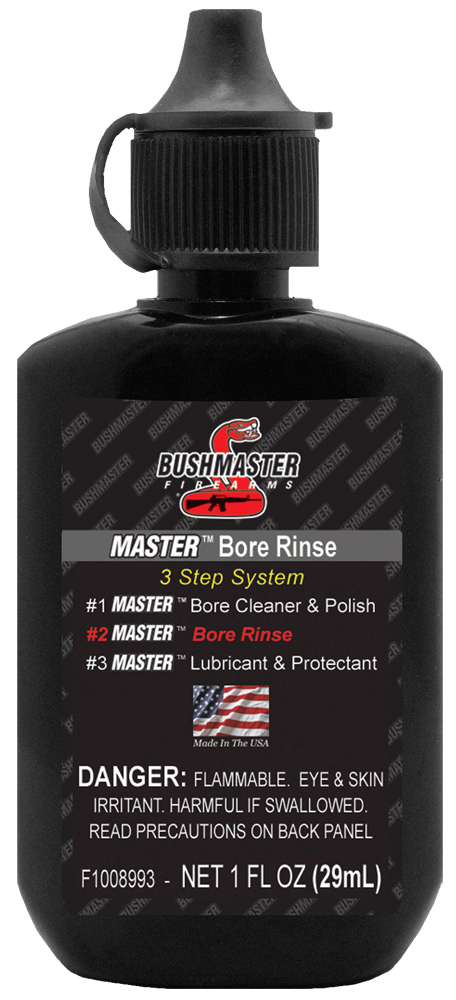 Bushmaster 93650 F1008991 Master Bore Cleaner/Polish 4oz Bottle