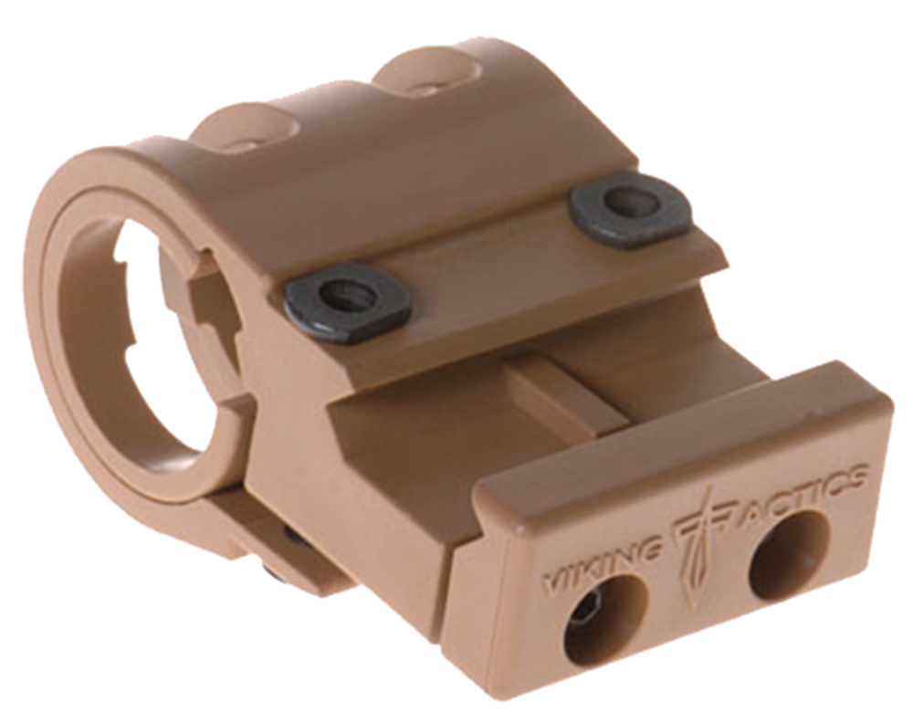 Troy MK4FDE VTAC Light Mount Thermoplastic FDE