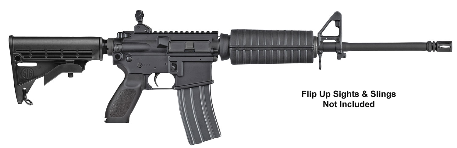 "SIGARMS M400 RIFLE 223REM/5.56 NATO 16"" 30RD SIGRM40016BC (in store pickup only)"