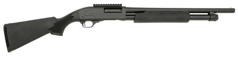 Interstate Arms 981R Pump 12ga 18.5