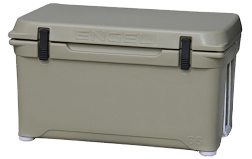 Engel ENG25T Deep Blue Performance Coolers 25 Quart Tan 77827