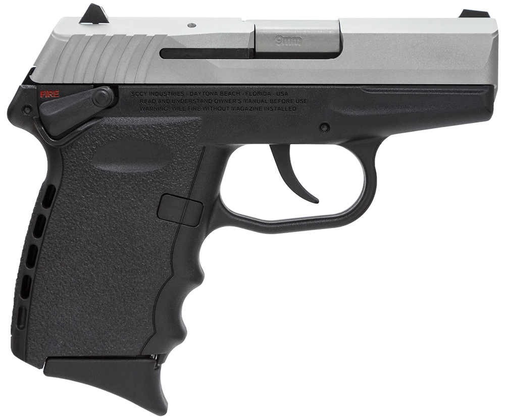 SCCY Industries CPX2TT CPX-2 Gen 2 9mm 3.1