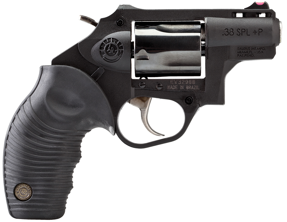 "Taurus 85 .38 Special 2"" Barrel 5rd Polymer Grip Blued"
