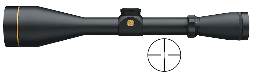 Leupold 110807 VX-2 3-9x 50mm Obj 34.1-14.1ft@100yds FOV 1