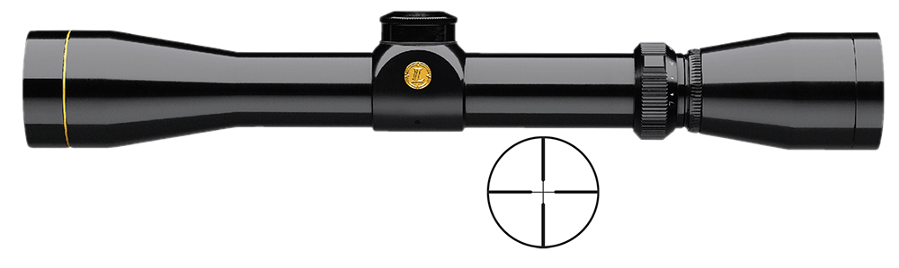 Leupold 113862 VX-1 2-7x 33mm Obj 44.6-17.8ft@100 yds FOV 1