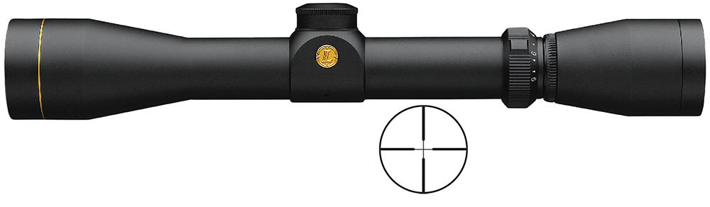 Leupold 113865 VX-1 2-7x 33mm Obj 44.6-17.8ft @ 100 yds FOV 1