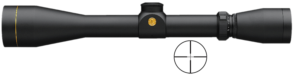 Leupold 113873 VX-1 3-9x 40mm Obj 34.6 ft-14.6ft @ 100 yds FOV 1