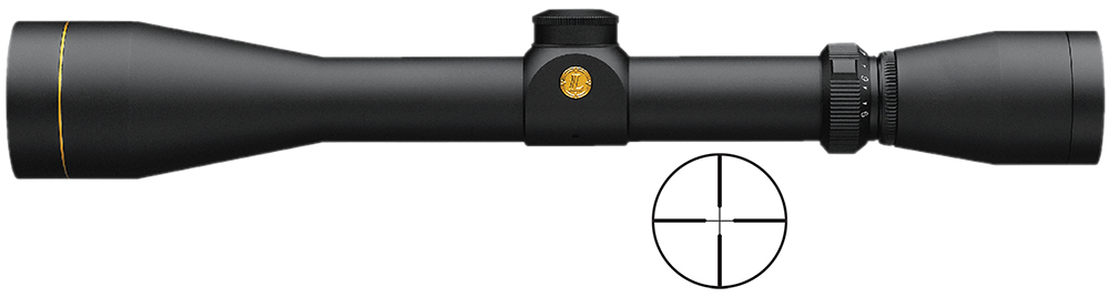 Leupold 113874 VX-1 3-9x 40mm Obj 34.6-14.6ft@100yds FOV 1