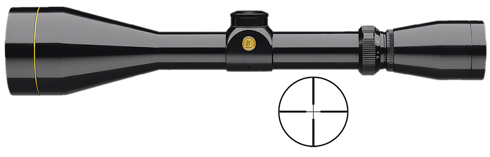 Leupold 113881 VX-1 3-9x 50mm Obj 34.1-14.1ft@100ydsFOV 1