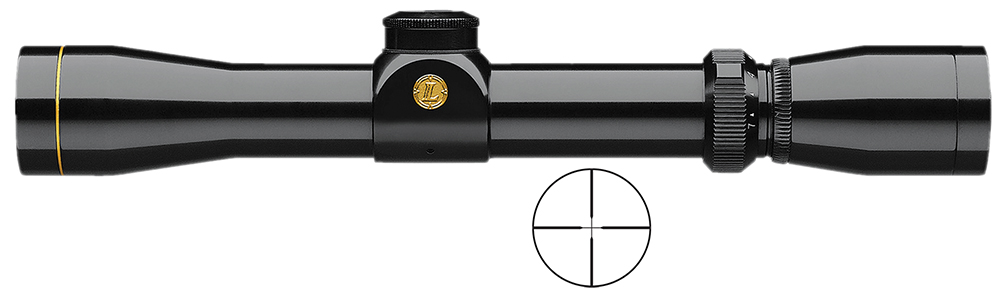 Leupold 113871 VX-1 2-7x 28mm Obj 46.2-17.8 ft @ 100 yds FOV 1