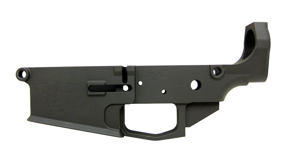 CMMG 11146 308 Billet Lower Receiver Stripped LR-308 AR-10 AR Platform