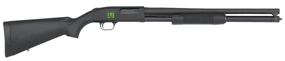 Mossberg 50592 500 Pump 12 Gauge 3