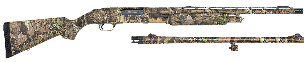 Mossberg 45218 535 Turkey/Deer Combo Pump 12ga 3.5