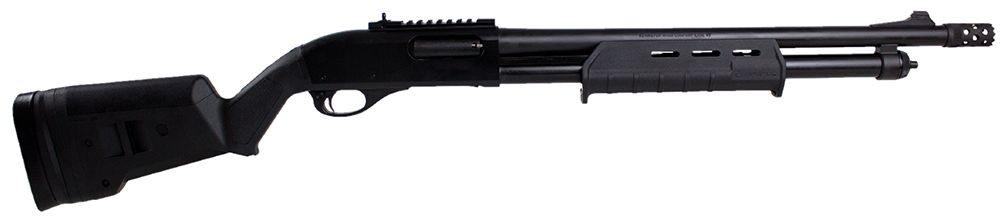 Remington 81209 870 Tactical Pump 12ga 18.5