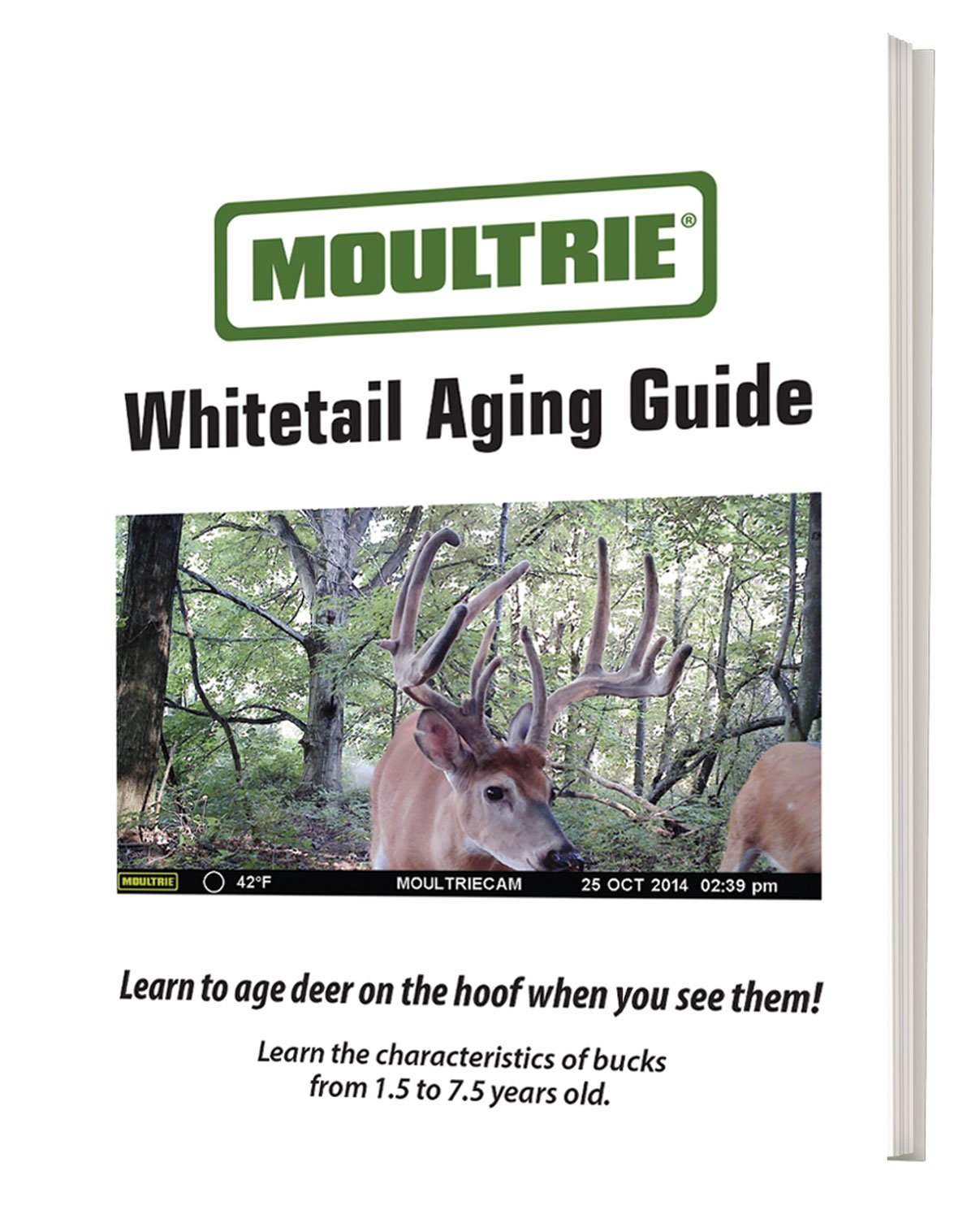 MOU MCA-13132 WHITETAIL AGING GD BOOK