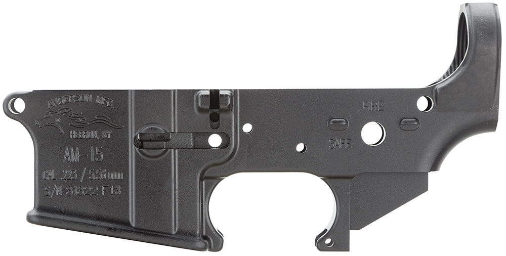 ANDERSON MFG LOWER STRIP  5.56