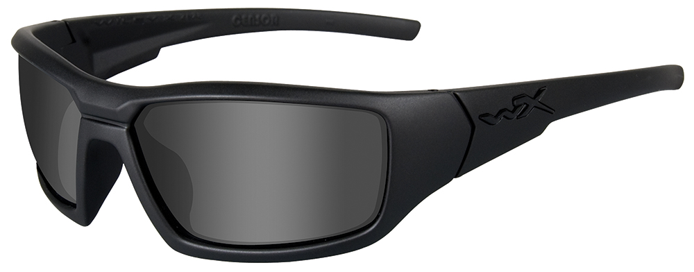 Wiley X Eyewear SSCEN01 Censor Eye Protection Smoke