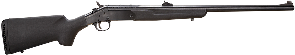 H&R 72635 SB2-SS1 Handi-Rifle Break Open 243 Win 22″ Adult and Youth Blk Syn Stk