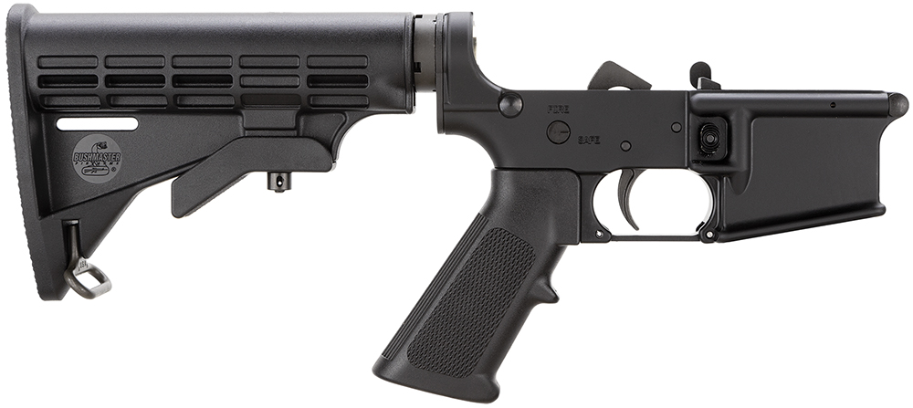 Bushmaster 92950 AR-15 Lower Receiver 6 Pos Stock