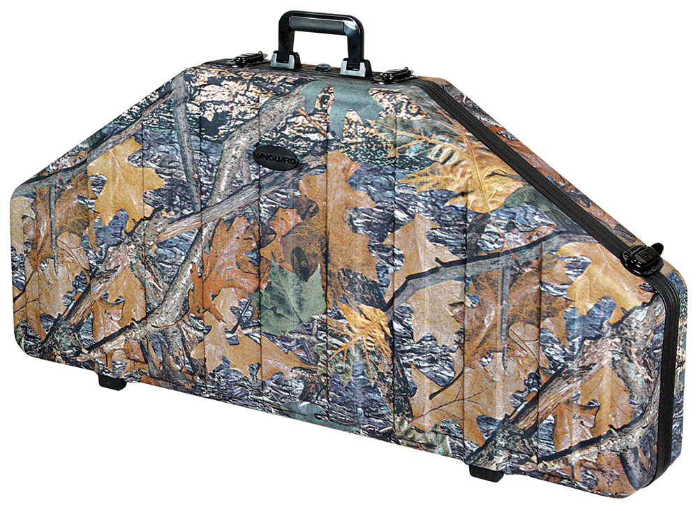 Vanguard 83Z Bow Case Saberlock Mossy Oak