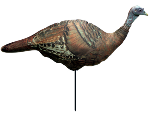 Primos 69062 Pocket Hen Turkey Decoy