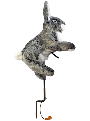 Primos 62705 Wobblin Whabbit Rabbit Decoy