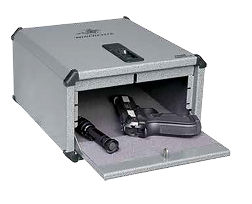 Winchester Safes EV1200B Biometric 3.0 Pistol Safe Granite