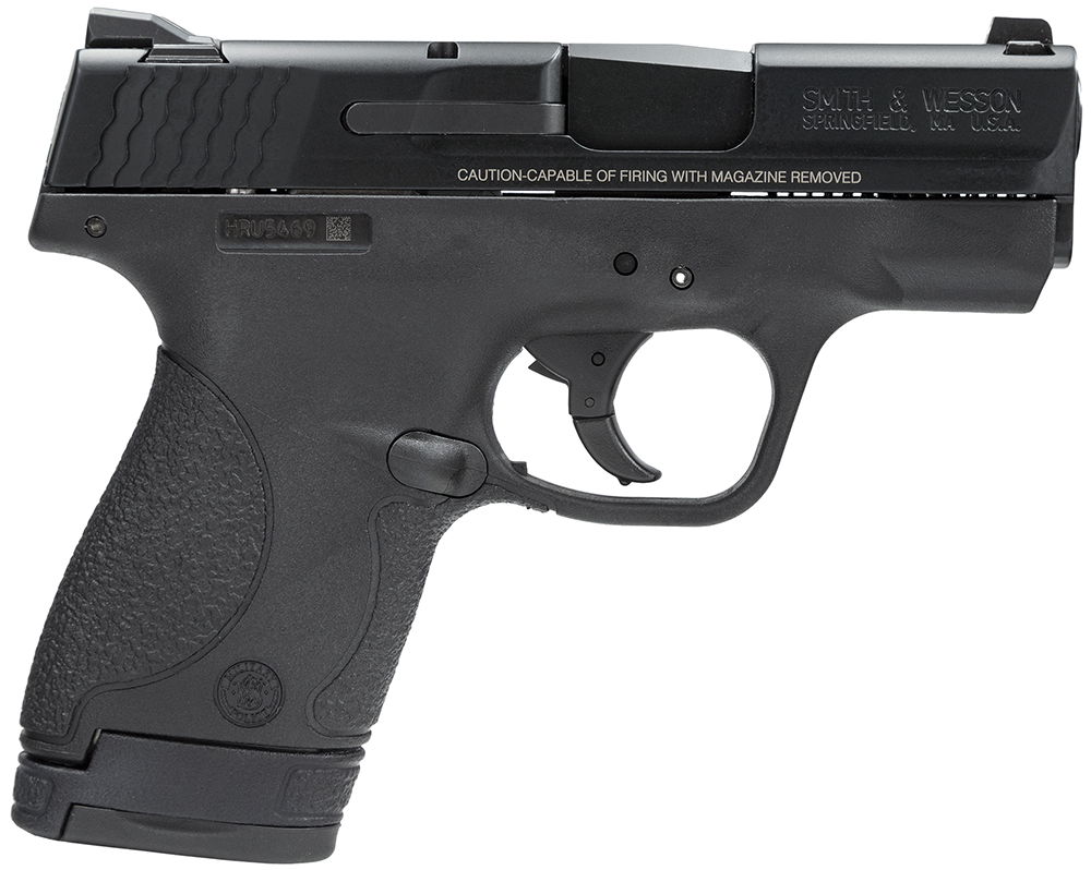 S&W M&P SHIELD 9MM  82836 3.1 7-8 RD 180021