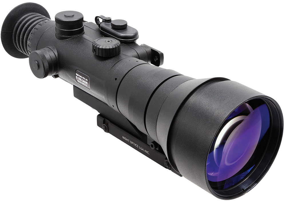 Night Optics NS7603GM D-760 Night Vision Scope Gen 3 6x 165mm 420 ft @ 1000yds