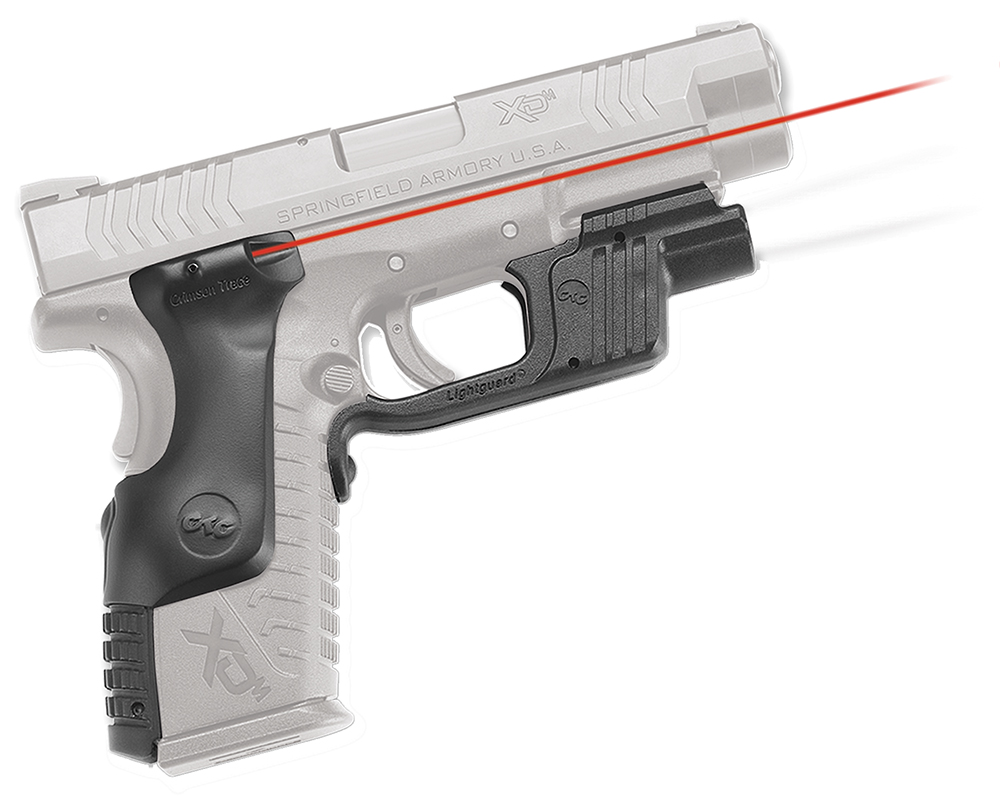 Crimson Trace LG487 Lasergrip Springfield XDM Red 633nm .5