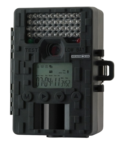 Walker Game Ear STCZ3IRTL Stealth Trail Camera 3 MP Black