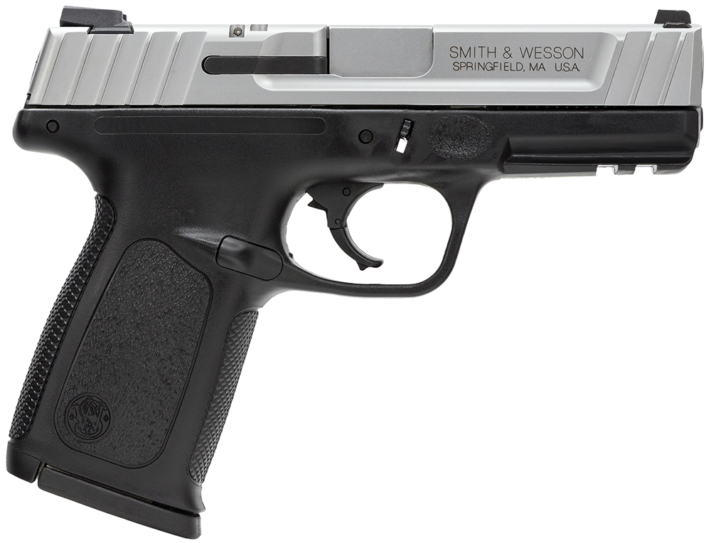 S&W SD9 VE 9MM 2-TONE