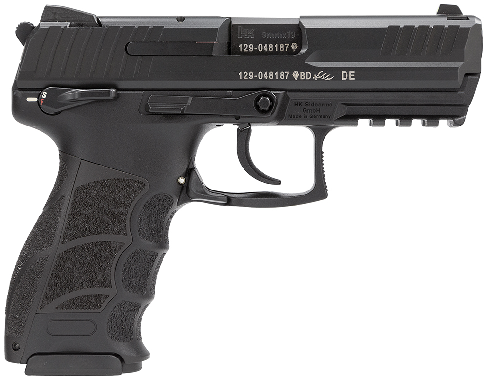 "H&K M730903 SA5 P30S V3 9MM 3.86"" 15+1 SYNTHETIC"