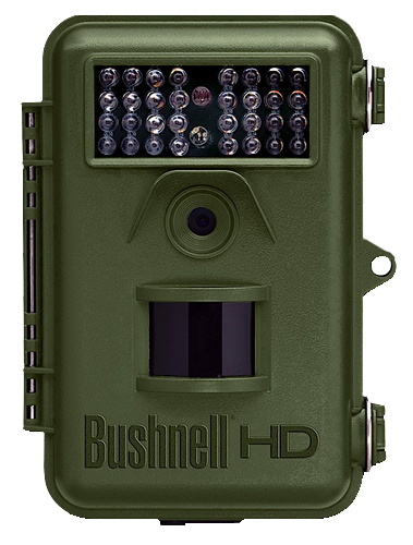 Bushnell 119438 Nature View Night Vision 8 MP 720p HD OD Green