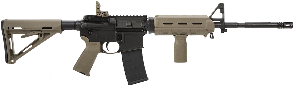 Colt LE6920MP-FDE AR-15 Carbine Magpul SA 223/5.56 16.1″ 30+1 FDE Furniture Blk