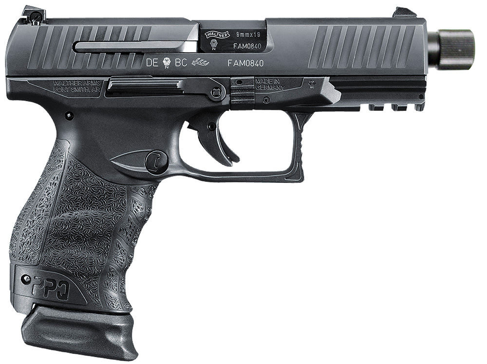 Walther PPQ M2 9mm Navy 4.6