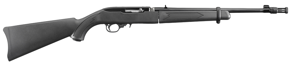 "Ruger 11112 10/22 Takedown Semi-Auto Threaded 22 LR 16.62"" 10+1 Syn Stk"