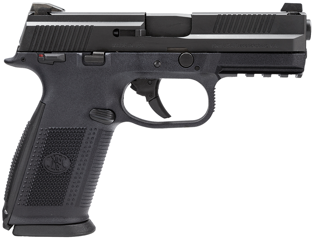 FN 66925 FNS9 Manual Safety Fxd 3 Dot 9mm 4