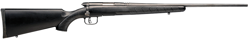 "Savage 96901 B.Mag Bolt 17 WSM 22"" 8+1 Black Synthetic Stock Black Finish"