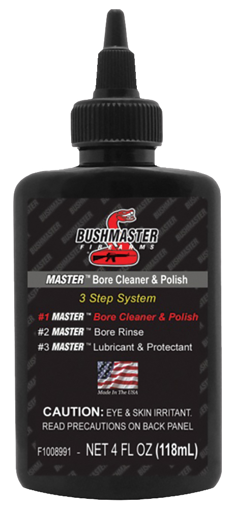 Bushmaster 93650 Master Bore Polish 4 oz Bottle