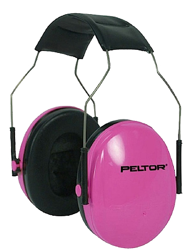 PEL 97022 JUNIOR EARMUFF PINK