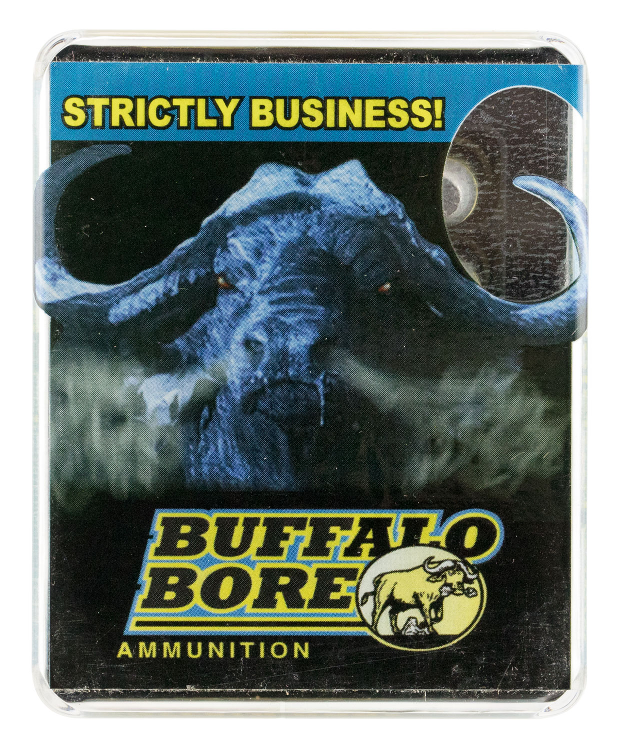 Buffalo Bore Ammo 32 S&W Long 115Gr Hard Cast Flat - 20 Rounds