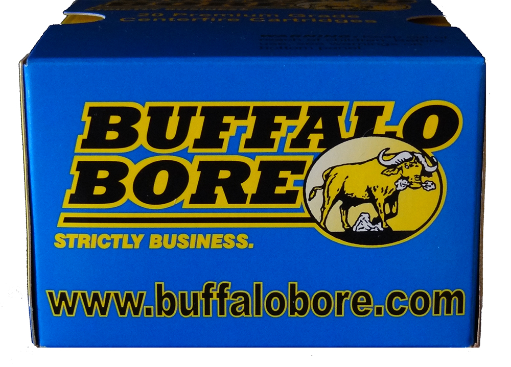 Buffalo Bore Ammunition 24C/20 9mm Luger +P+ JHP 147GR 20Box/12Case