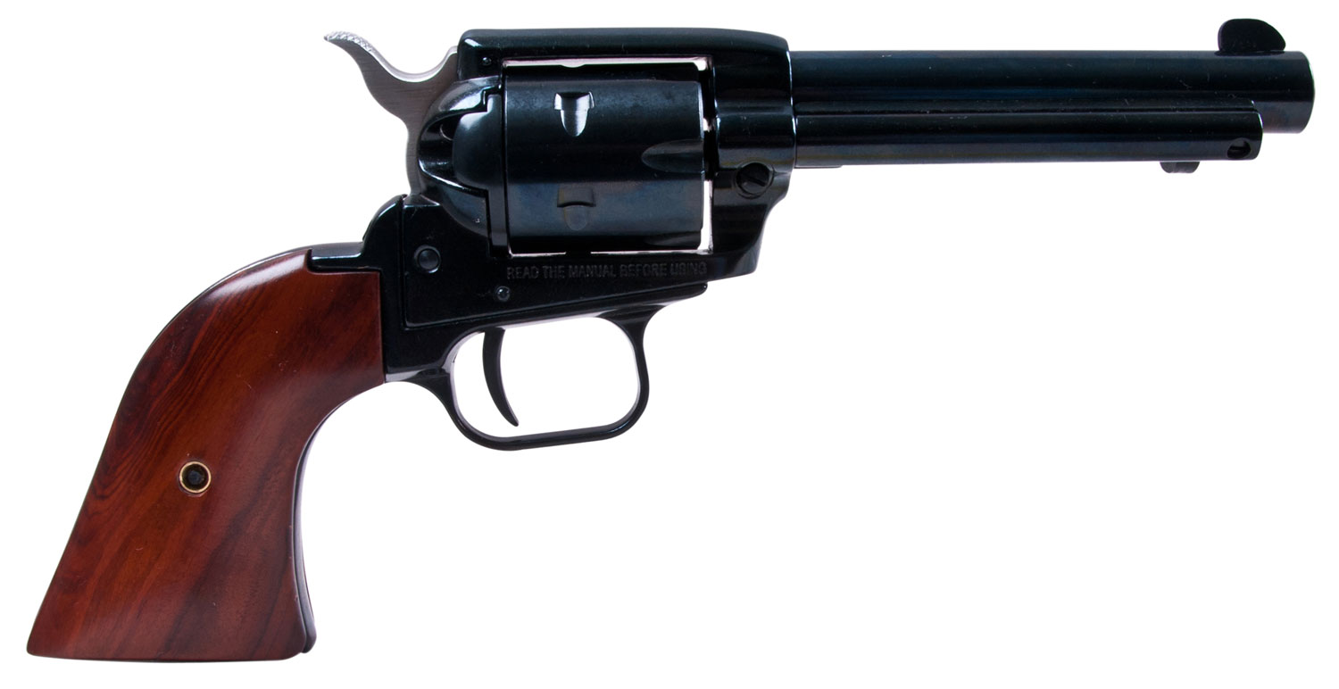 Heritage RR22MB4 Rough Rider 22LR/22 Mag 4.75