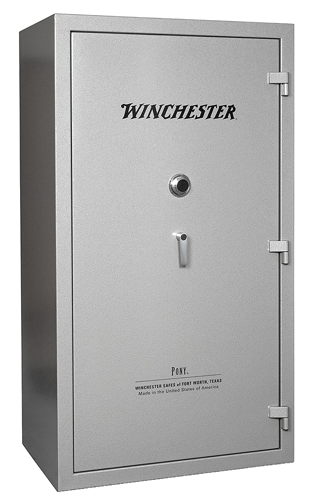 Winchester Safes P72404211M Pony 42 Gun Safe Granite Mechanical